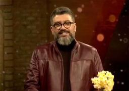 فیلم   وقتی رشیدپور در تلویزیون از عادل فردوسی پور صحبت میکند