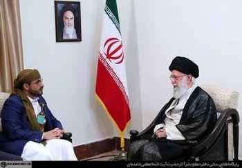 چرا نماینده انصارالله یمن در دیدار با رهبری خنجر به همراه داشت؟