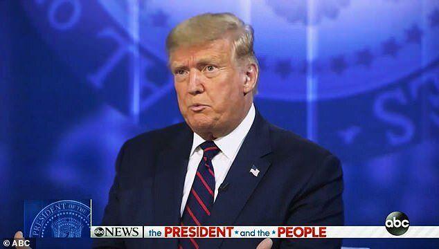 ترامپ، چین را تهدید بزرگتری برای انتخابات آمریکا میداند