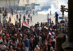 شمار قربانیان ناآرامیهای عراق از مرز 40 نفر گذشت
