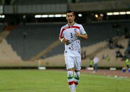 نخستین واکنش احسان حاج صفی پس از بازی با تیم اسرائیلی + عکس