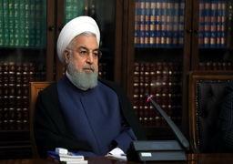 روحانی: نیازی نیست با حاکمان آمریکا دهن به دهن شویم؛ در عمل پاسخ میدهیم