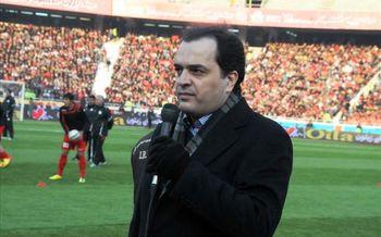 پیمان یوسفی گزارشگر بازی های ایران در جام جهانی شد