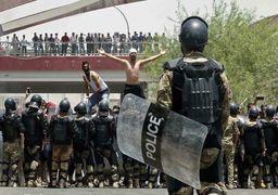 فوری: 9 کشته و 104 زخمی در بصره با ادامه اعتراضات خشنونتبار