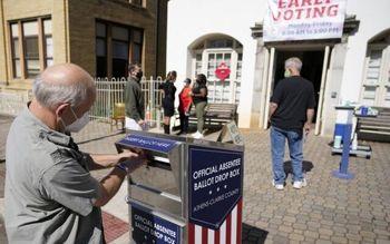 جنجال تازه بر سر رای فوتیهای کرونا در آمریکا