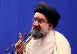 خطیب جمعه تهران: همه باید دولتمردان را کمک کنند/اقتدار موشکی خط قرمز ایران است
