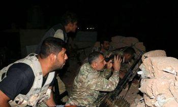 بازداشت فرمانده ارشد داعش توسط حشد شعبی در غرب عراق