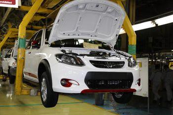 رشد 8 دصدی تولید پارس خودرو از ابتدای سال