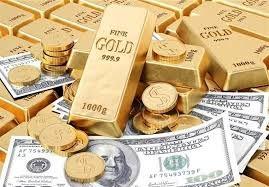 قیمت دلار، سکه و طلا امروز شنبه 98/06/23   روند معکوس نرخ ارز و طلا