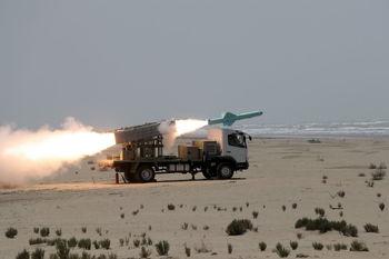شلیک موفق موشکهای کروز ارتش در شمال اقیانوس هند