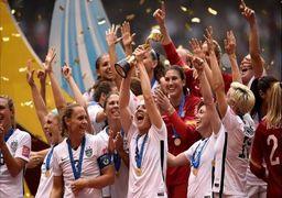 حاشیههای قهرمانی زنان آمریکا