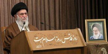 شنیدیم که رهبر ایران ما را به نابودی تهدید میکند