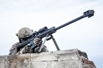 آمریکا در حال آزمایش سلاح جنگی جدید و خطرناک +عکس