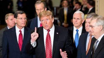 ناامیدی سناتورهای جمهوریخواه از پیروزی ترامپ