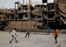 سوریه؛ از آرامش دمشق تا ویرانی غوطه