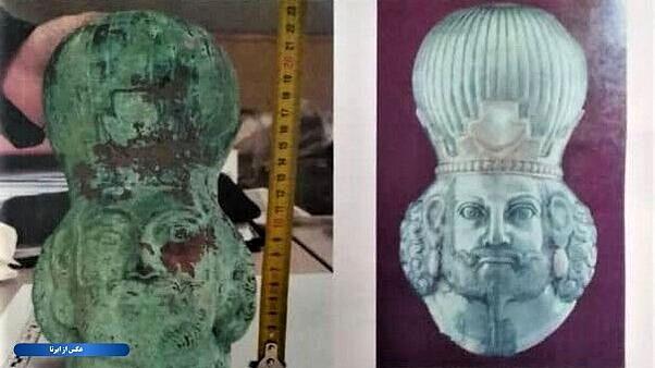 ایران خواستار بازگرداندن آثار باستانی هخامنشی و ساسانی از اتریش شد