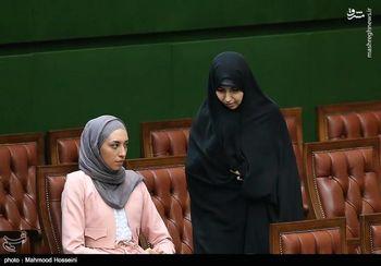 کیمیا علیزاده و دختر رئیسجمهوری در یک قاب + عکس