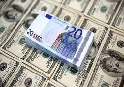 گزارش «اقتصادنیوز» از بازار امروز طلا و ارز پایتخت؛ افزایش قمیت دلار و کاهش قیمت یورو