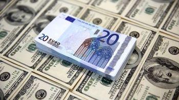 قیمت دلار، یورو امروز ۹۸/۱/۲۸ | تداوم ریزش ارزها