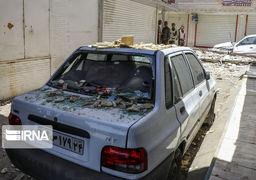گزارش تصویری از زمینلرزه مسجدسلیمان