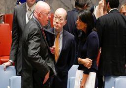 مشاجره نمایندگان آمریکا و روسیه در شورای امنیت