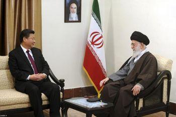 اقدام رهبری پیش از سند همکاری 25 ساله با چین