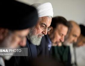تصاویر جلسه امروز شورای عالی فضای مجازی