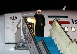 روحانی در پایان سفر شینزو آبه عازم اجلاس شانگهای و سیکا میشود