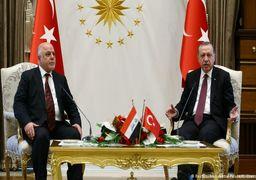 دور خیز اقتصادی ترکیه برای عراق پس از داعش