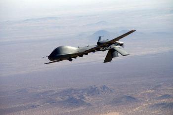 حرکت یک پهپاد با دو کیلوگرم مواد منفجره در آسمان بغداد