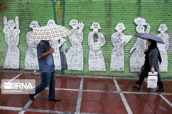 ورود سامانه بارشی به کشور از چهارشنبه