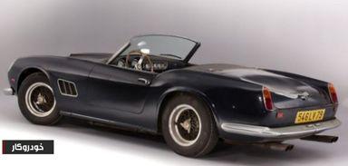 8) Ferrari 250 GT SWB California Spider