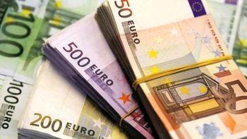 قیمت یورو امروز یکشنبه ۱۳۹۹/۰۷/۲۷