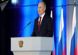 پوتین: ارتش و نیروی دریایی به سلاح های لیزری مجهز می شوند
