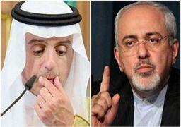 واکنش ظریف به خبر تماس محرمانه عادل الجبیر با تهران