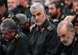 روزنامه لوموند : ژنرال ایرانی قوی ترین مرد خاورمیانه