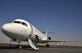 پرواز تهران - زابل به علت توفان در فرودگاه زاهدان به زمین نشست