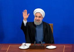توضیحات روحانی درباره چهره خندان و اخمو سیاستمداران+فیلم