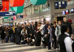 اکثر پروازهای خارجی لغو شدند