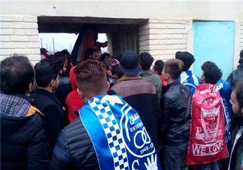 ناکامی بلیتفروشی اینترنتی در فوتبال ایران