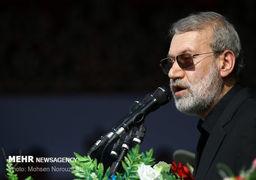 لاریجانی: باید بعد از سالها متوجه شده باشیم که کشمکشها توسعه کشور را کُند کرده است