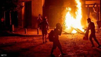 شب ناآرام لبنان با کشته شدن یک شهروند همراه بود
