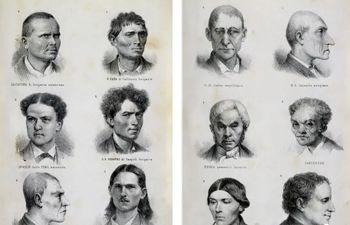 آیا شما جنایتکارید؟ / پزشکان قرن 19 مدعی بودند از چهره بعضیها جرم و جنایت میبارد!