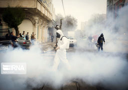 تا کنون چند محله تهران برای مقابله با کرونا ضدعفونی و گندزدایی شدهاند؟