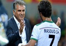 سرنوشت مجهول شجاعی در تیم ملی فوتبال