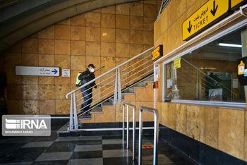 مرگ یک کارگر دیگر در مترو؛ تذکر به شهرداری برای رعایت ایمنی