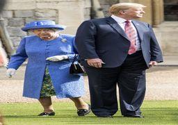 امتناع دو شاهزاده خاندان سلطنتی انگلیس از دیدار با ترامپ