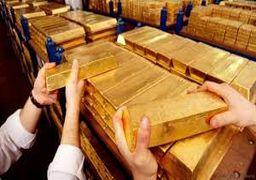 طلای جهانی ارزان شد/قیمت جهانی طلا امروز ۱۳۹۷/۱۱/۱۶