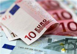 افزایش قیمت یورو و پوند انگلیس +جدول نرخ ارز 23 آبان