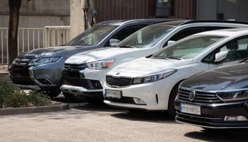 خودروهای خارجی 2019 به بازار ایران رسیدند +جدول